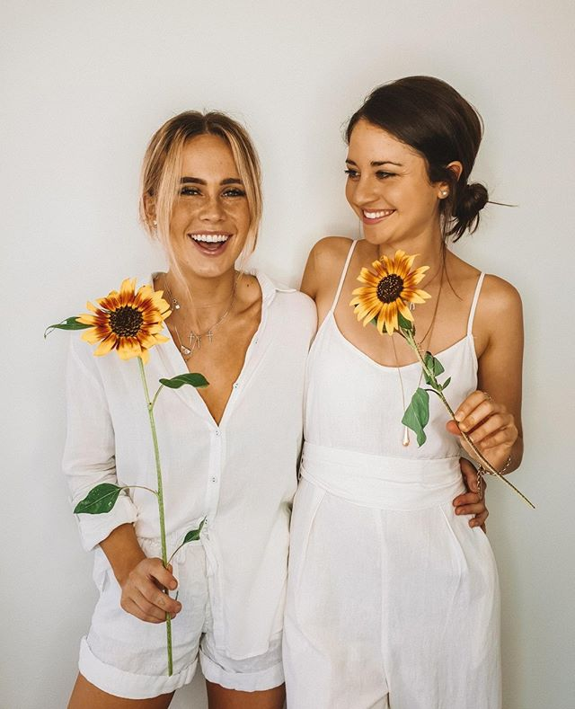 Hey Instagram Friends!  Welcome to our new page, YOUR ESSENTIALS TO THRIVE.  Our names are Dara and Amy and we are so happy and excited to be here, sharing our oily journey with you.  We met in 2004 on our first day of year 7 (St George Girls High Represent) and have been good buddies ever since.  Over the past 12 months we have both really bonded over our love for vibrant health, low-tox living, deep emotional support... and of course, essential oils.  We're excited for you to come on this oily journey with us as we help you understand how essential oils can re-shape the way you thrive!