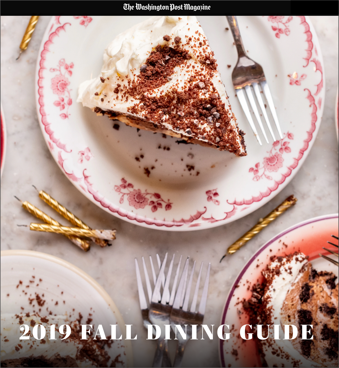 Seven Reasons named DC's Best Restaurant in Washington Post's Fall Dining Guide -
