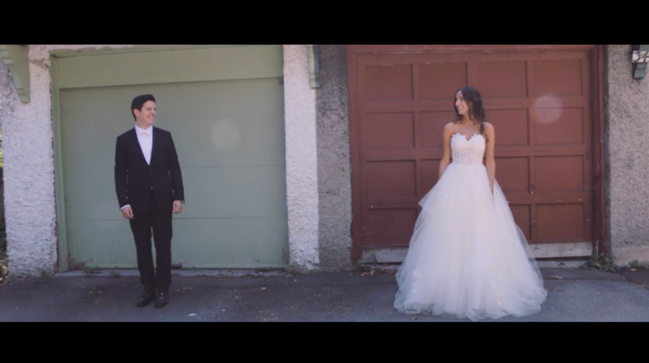 Sabina & David - Wedding Cinematography