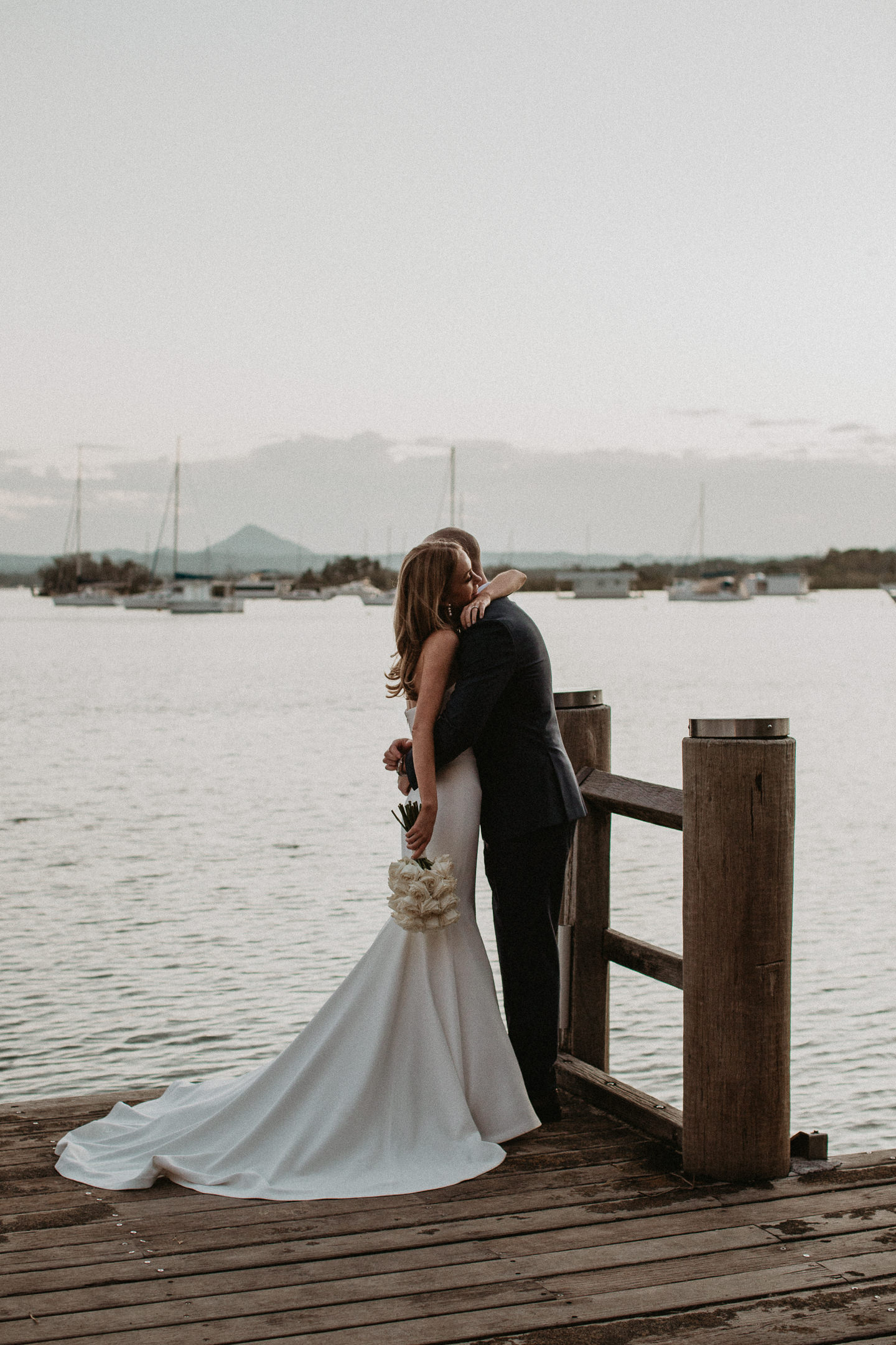 These are amazing - we absolutely love them! Thank you so much for capturing our day in such an effortless way. You were so easy and relaxed and we loved having you there! Thanks again, - Katie + Bryce  shot by jenna.