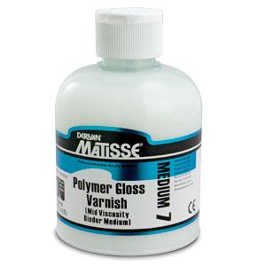 MM7 Polymer Gloss Varnish 250ml
