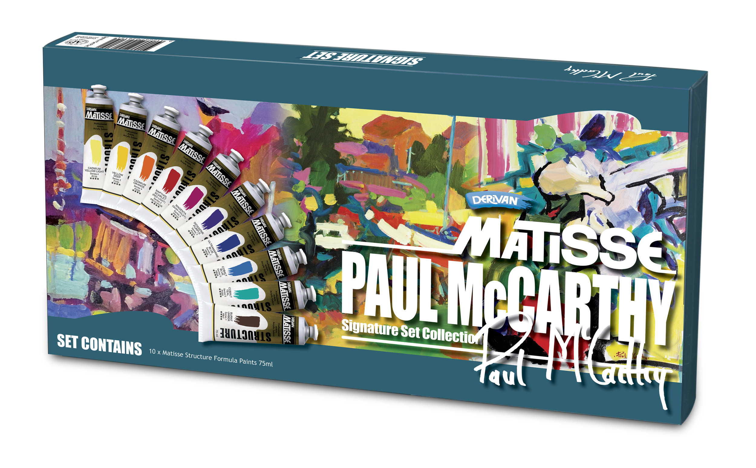 Paul McCarthy - Signature Collection Set -