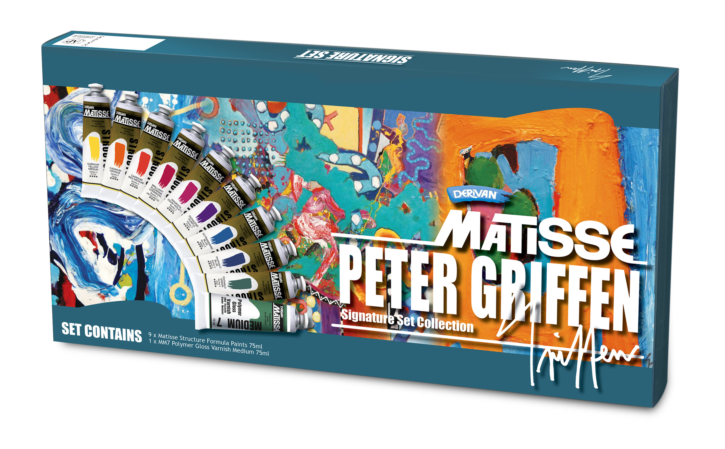 Peter Griffen - Signature Collection Set -