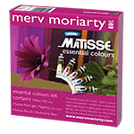 Structure Moriarty Set– Essential Colours -