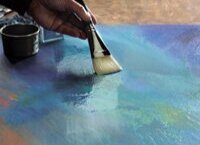 Varnishing - A clear coat of varnish on top of your artwork will help to bring out the full intensity and beauty of the pigments, as well as providing resistance to many sources of degradation. Here's all you need to know.