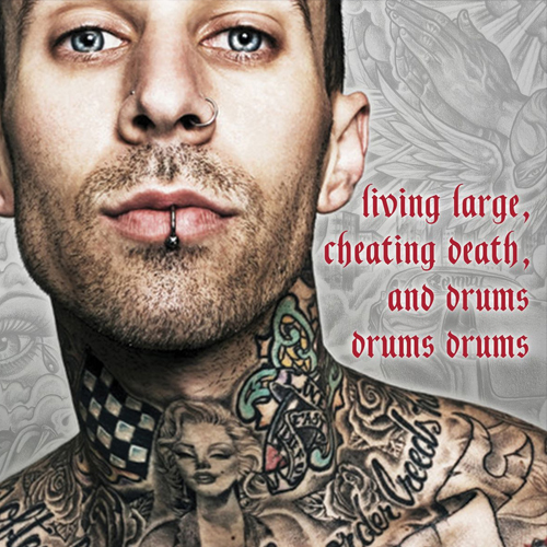 Gavin Edwards & Travis Barker [Cello's extra book recommendation]