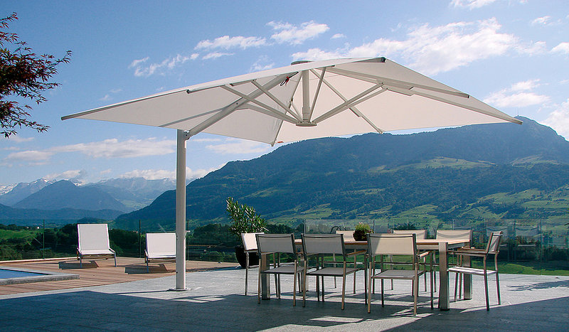 Type SAHCantilever Umbrella -