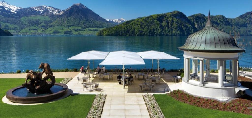 Timeless Type - T - Park Hotel, Vitznau, Switzerland