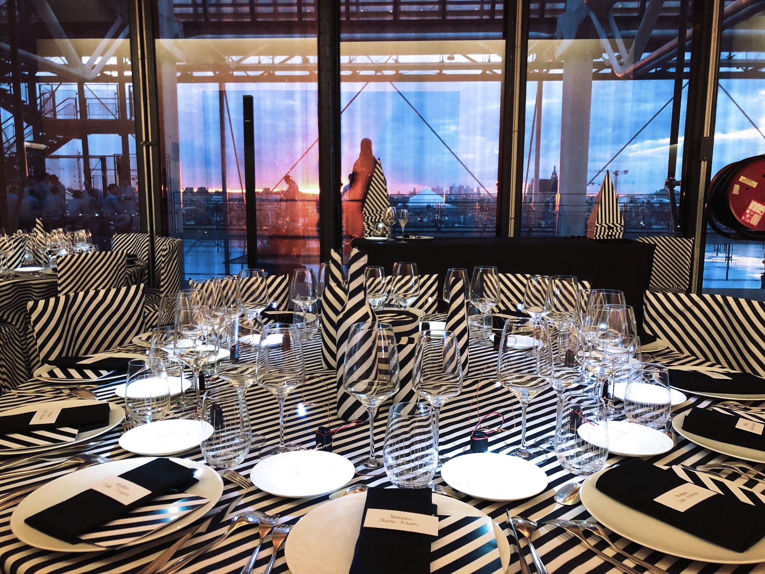Les Amis du Centre Pompidou Centre Pompidou - Paris - 2018
