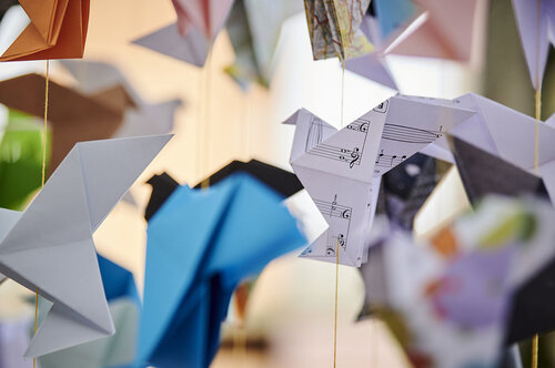 How to Make a Paper Rocket Ship (Origami) - Rob's World - YouTube | 332x500