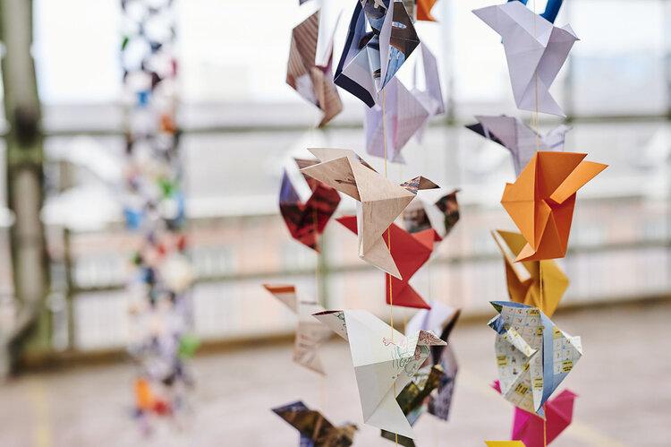 MARIJUANA PLANT Money Origami Art Dollar Bill Leaf Pot Cash   Etsy   499x750