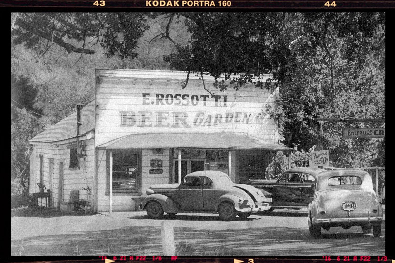 Rossottis Beer Garden