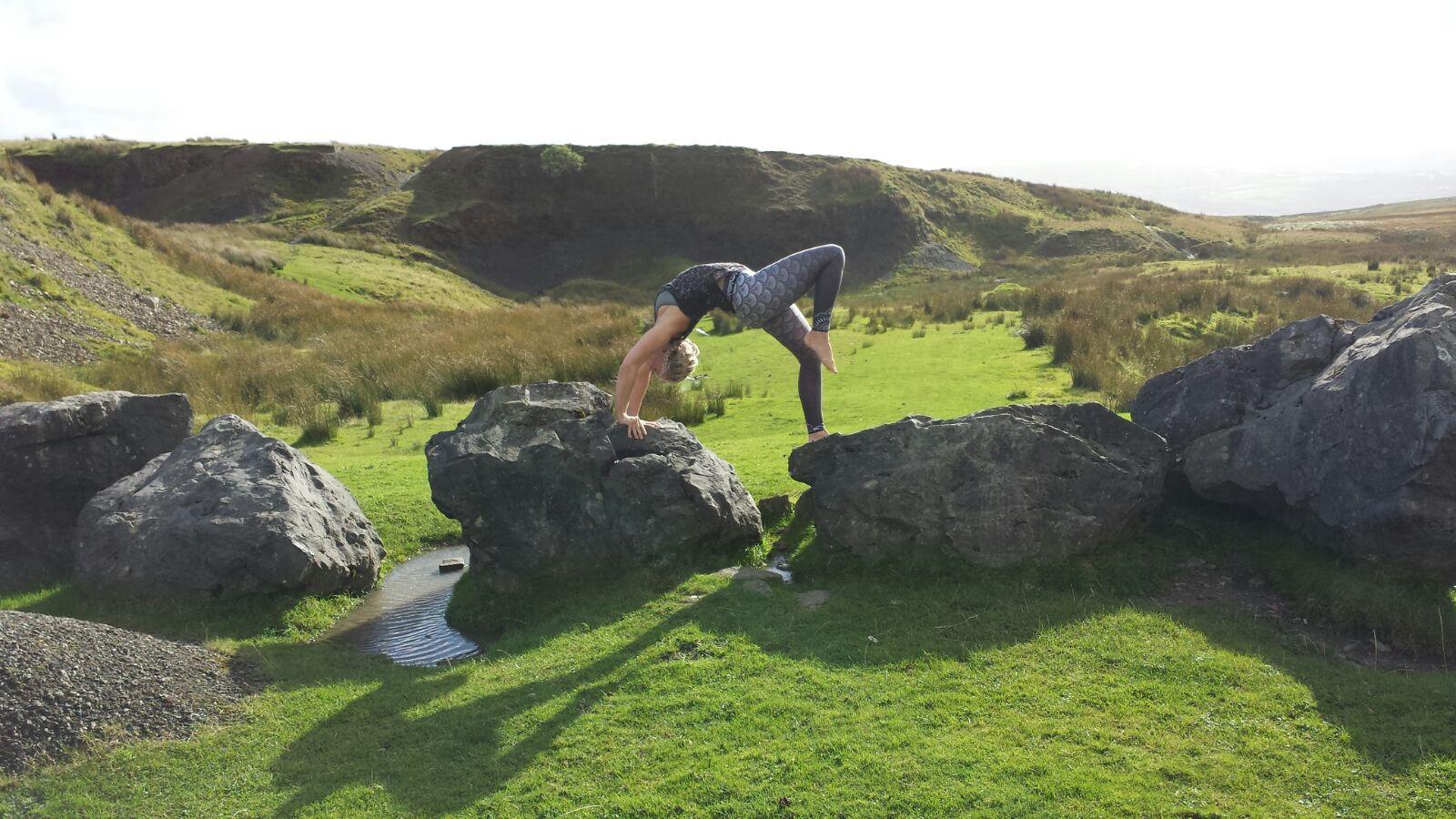 Claire - Yoga Teacher