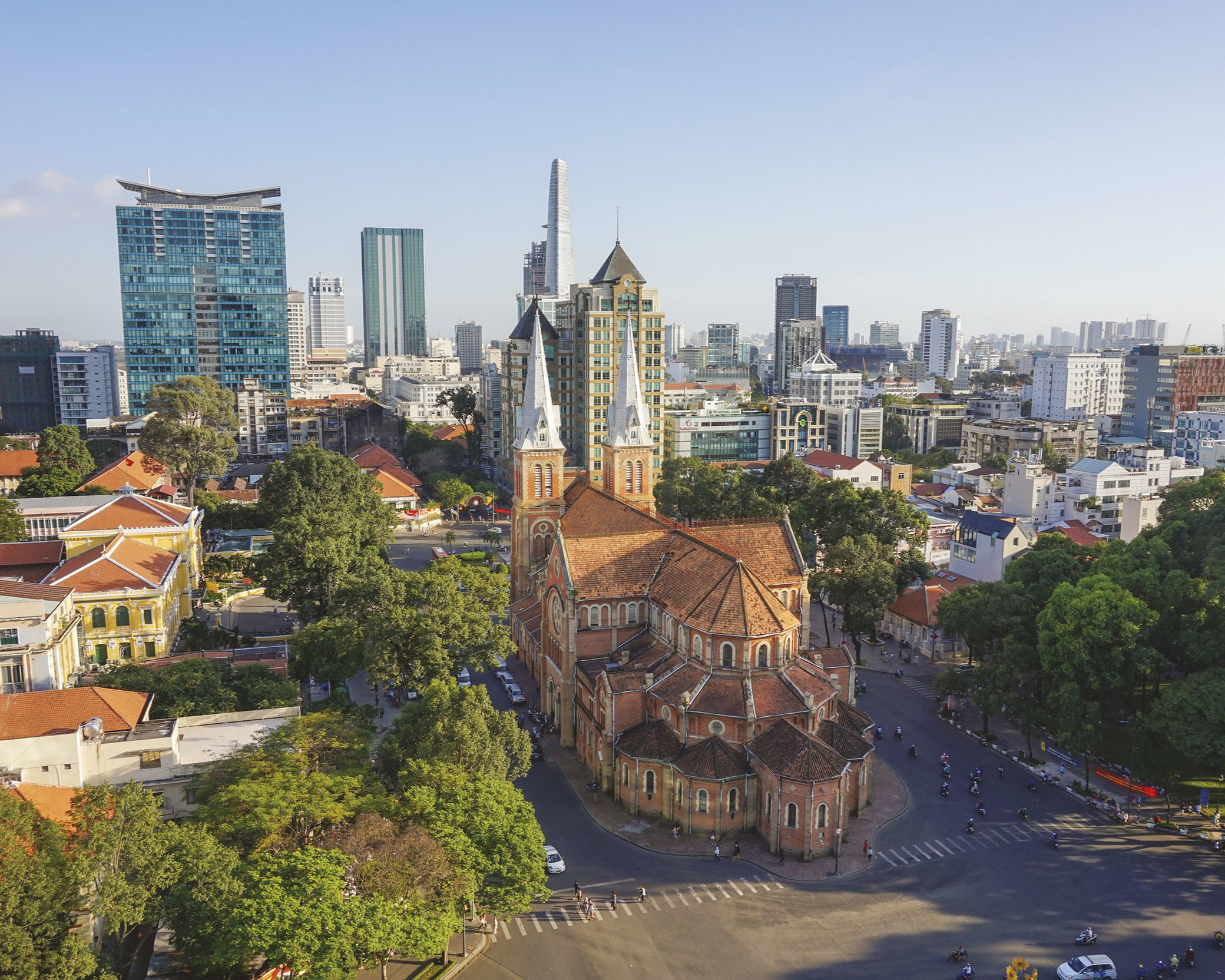 HO CHI MINH CITY - From $ 549 per personEnjoy a two-night stay at the centrally located Park Hyatt Saigon. Guided excursions visit the beautiful Notre Dame Cathedral, City Hall and Post Office constructed during the French colonial period as well as Reunification Palace and the famous Ben Thanh Market. Guests may also select to do a cooking class with lunch or an evening outing to the Observation Deck at the Bitexco Tower combined with an exquisite French-Vietnamese themed dinner.Breakfast, airport transfer, porterage and all applicable taxes are included. Prices and hotel are subject to change.