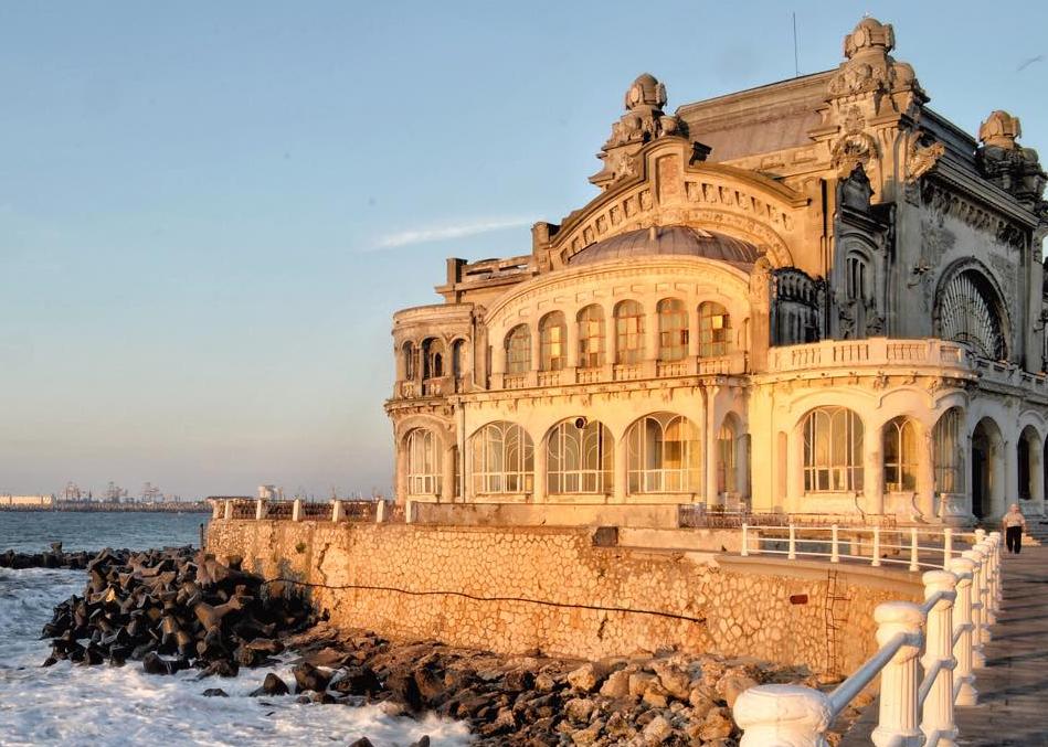 Black Sea Tour from 140 Euro pp -
