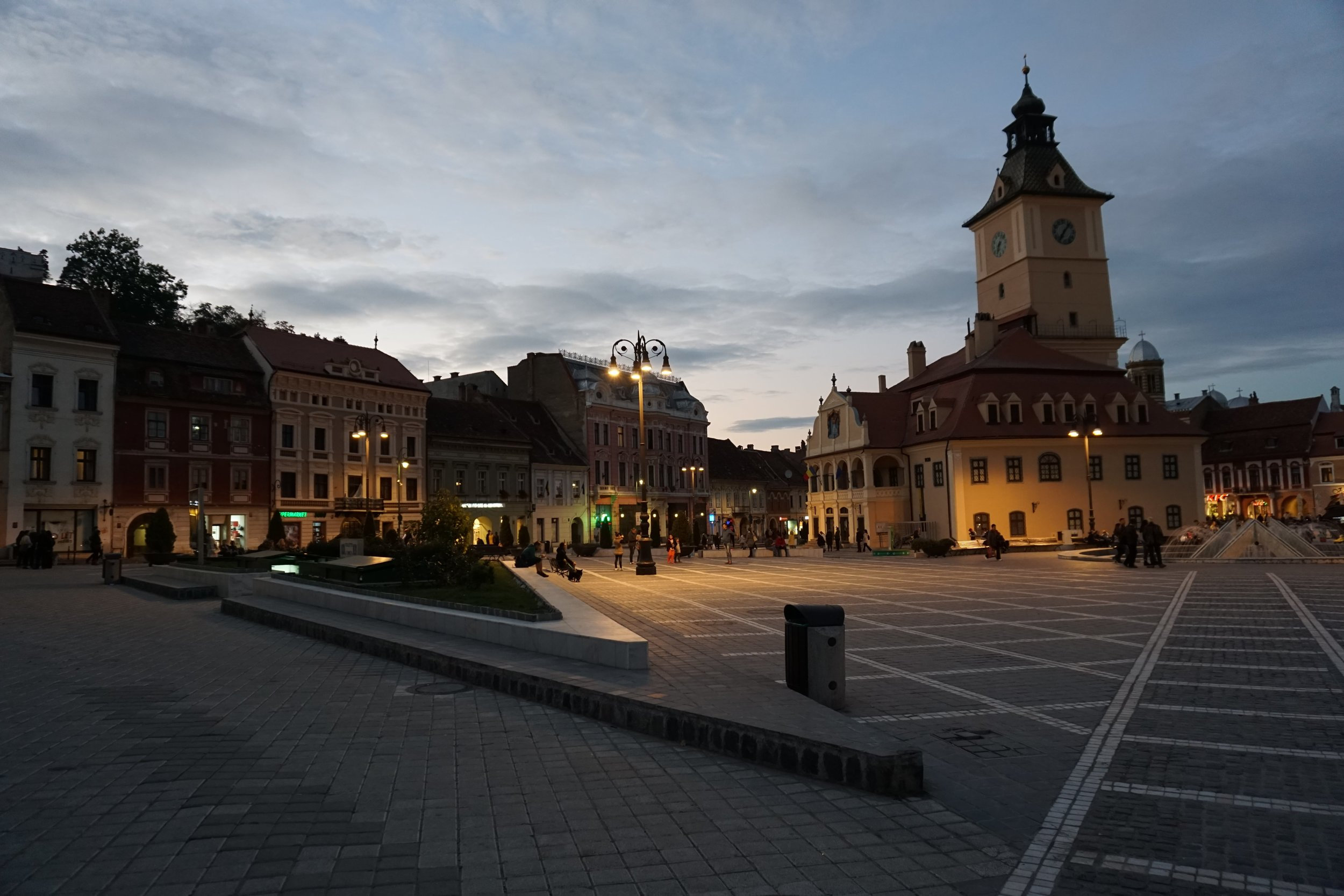 Bucharest & Transylvania Tour 8 Days from 950 Euro pp -