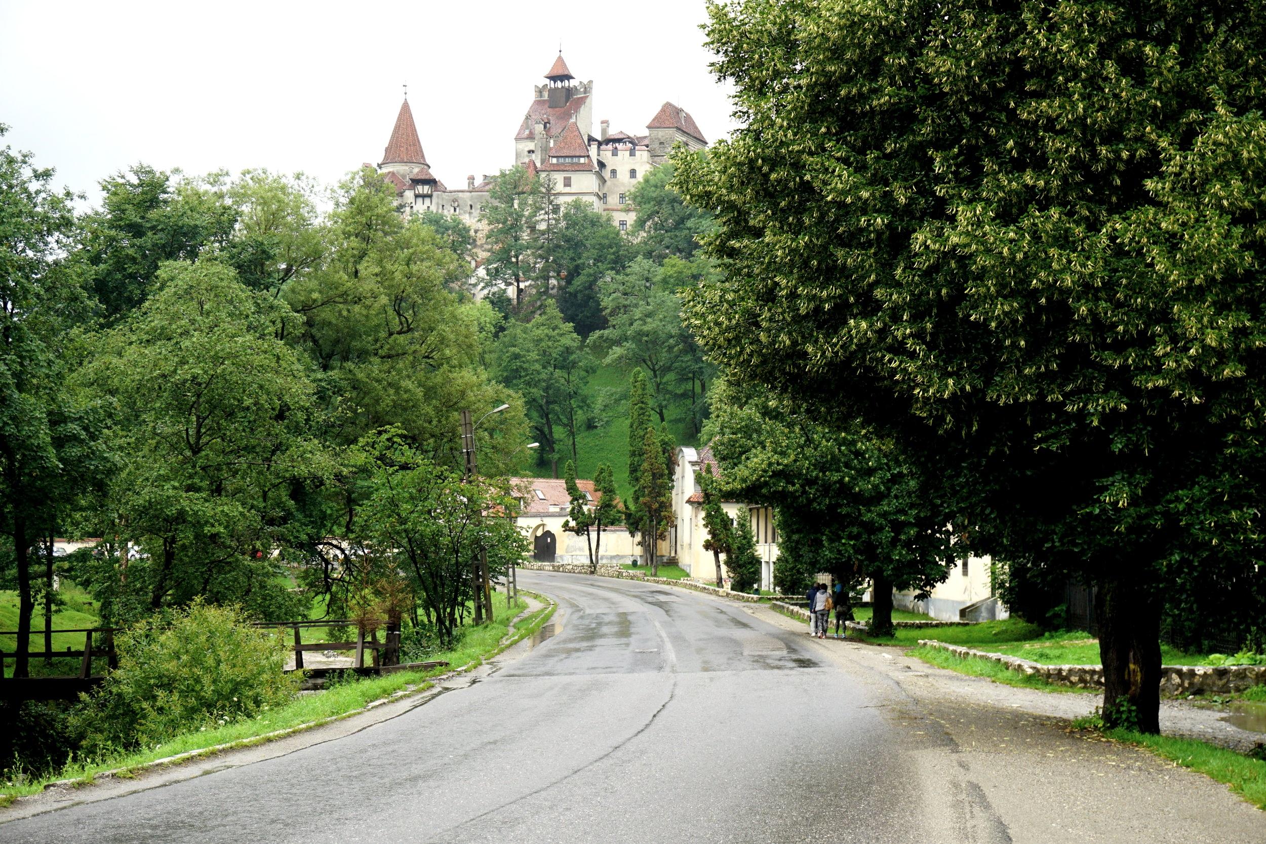 Dracula Castle -