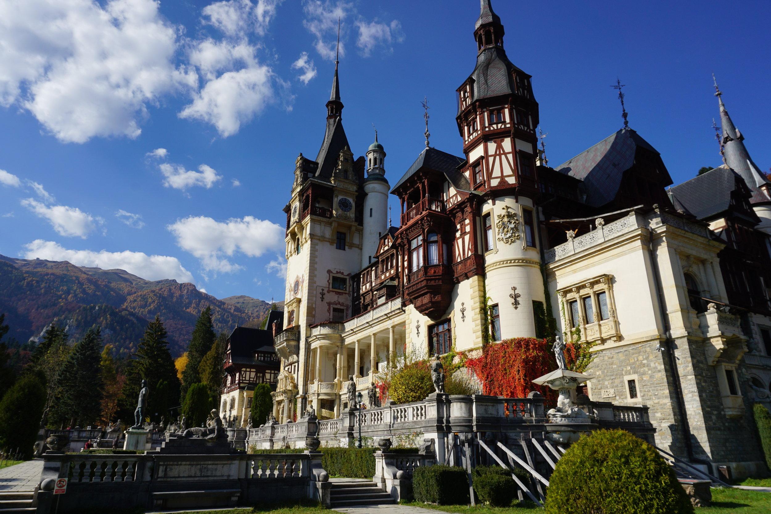 Fairy Tale Castles -