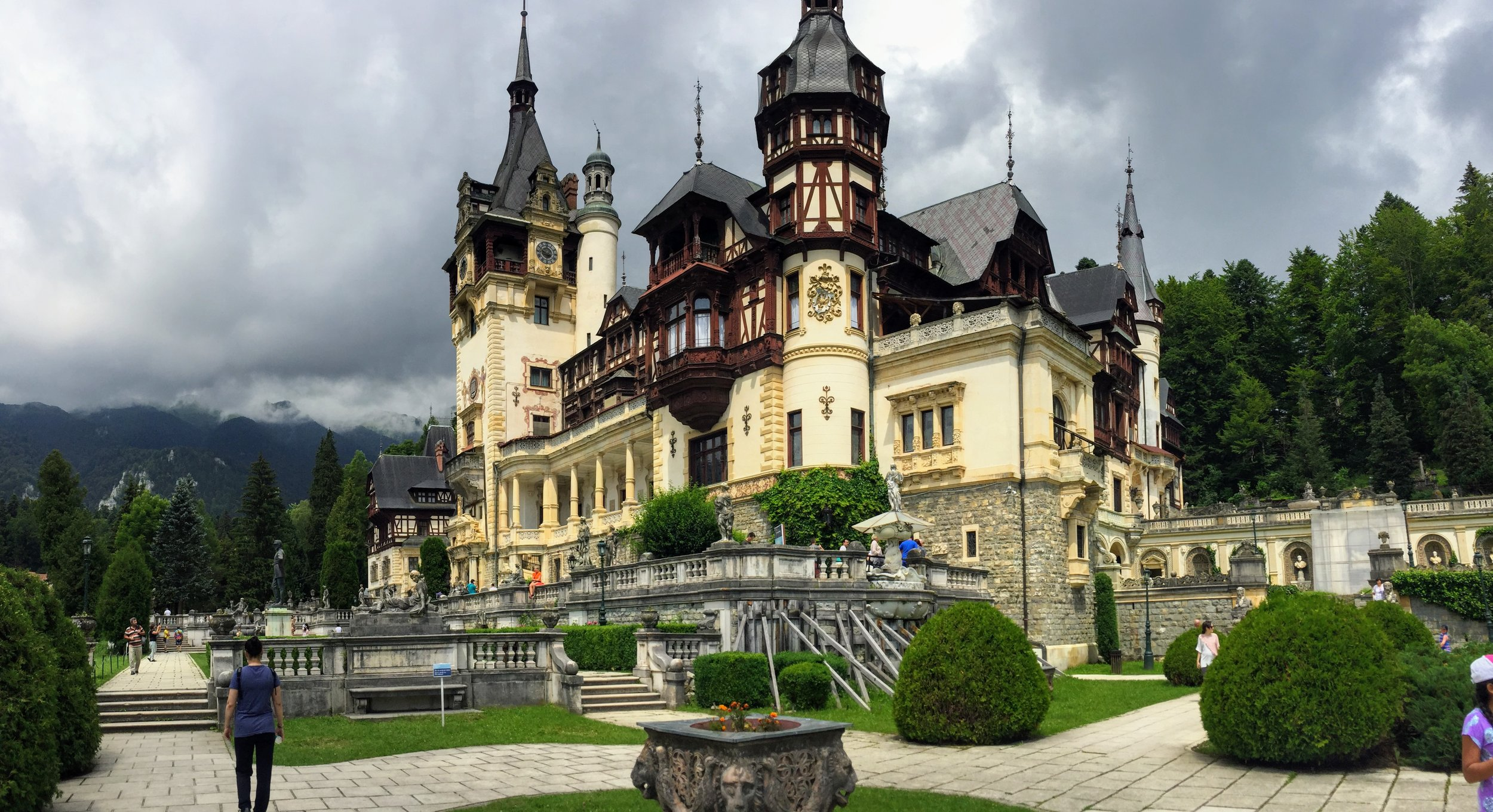 Romanian Castles Tour -