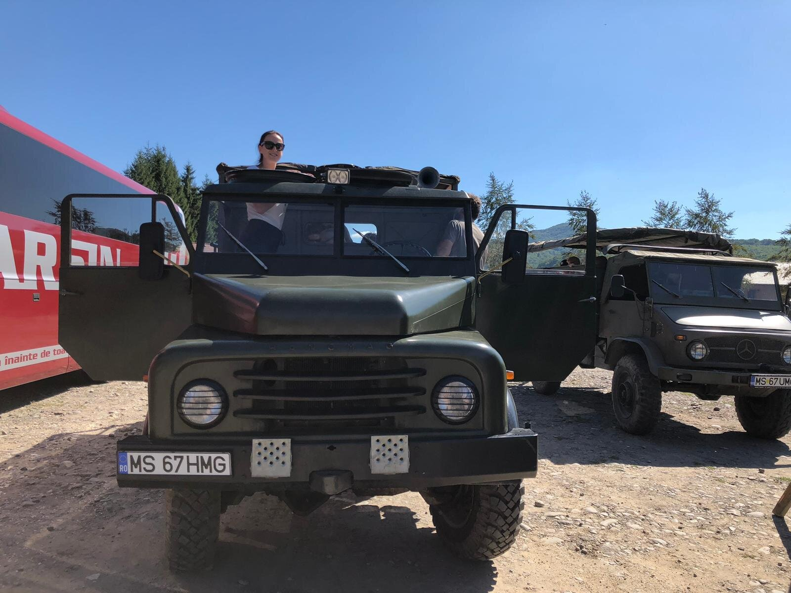 Romanian Safari