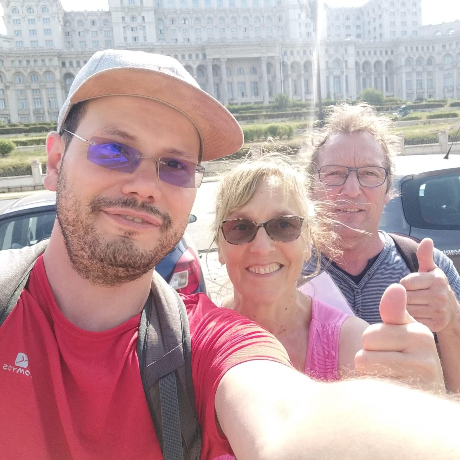 French Bucharest Tour