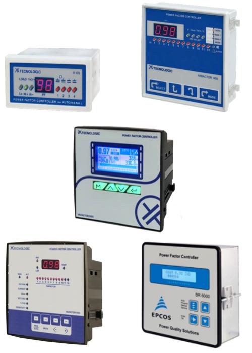 Power Factor Correction Products — Tecnologic - Rifasamento