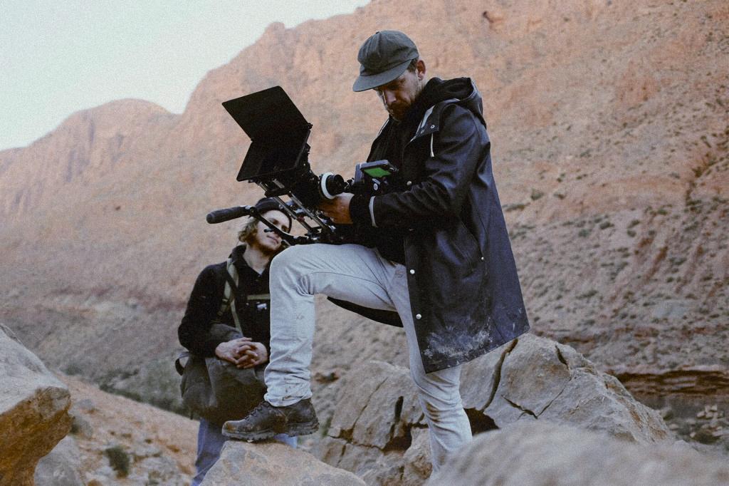 David Doom is a freelance cinematographer and visual storyteller living in Bruges, Belgium. -