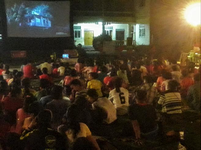 World TB Day - Under the Mask Night Screening