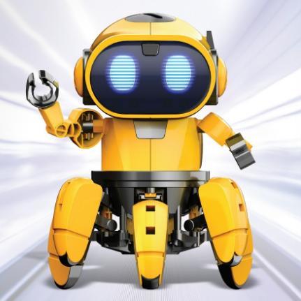 TOBBIE THE ROBOT -