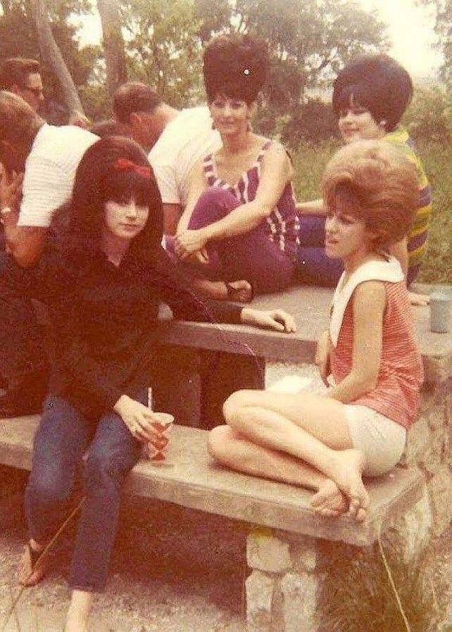 Hair of the 1960's