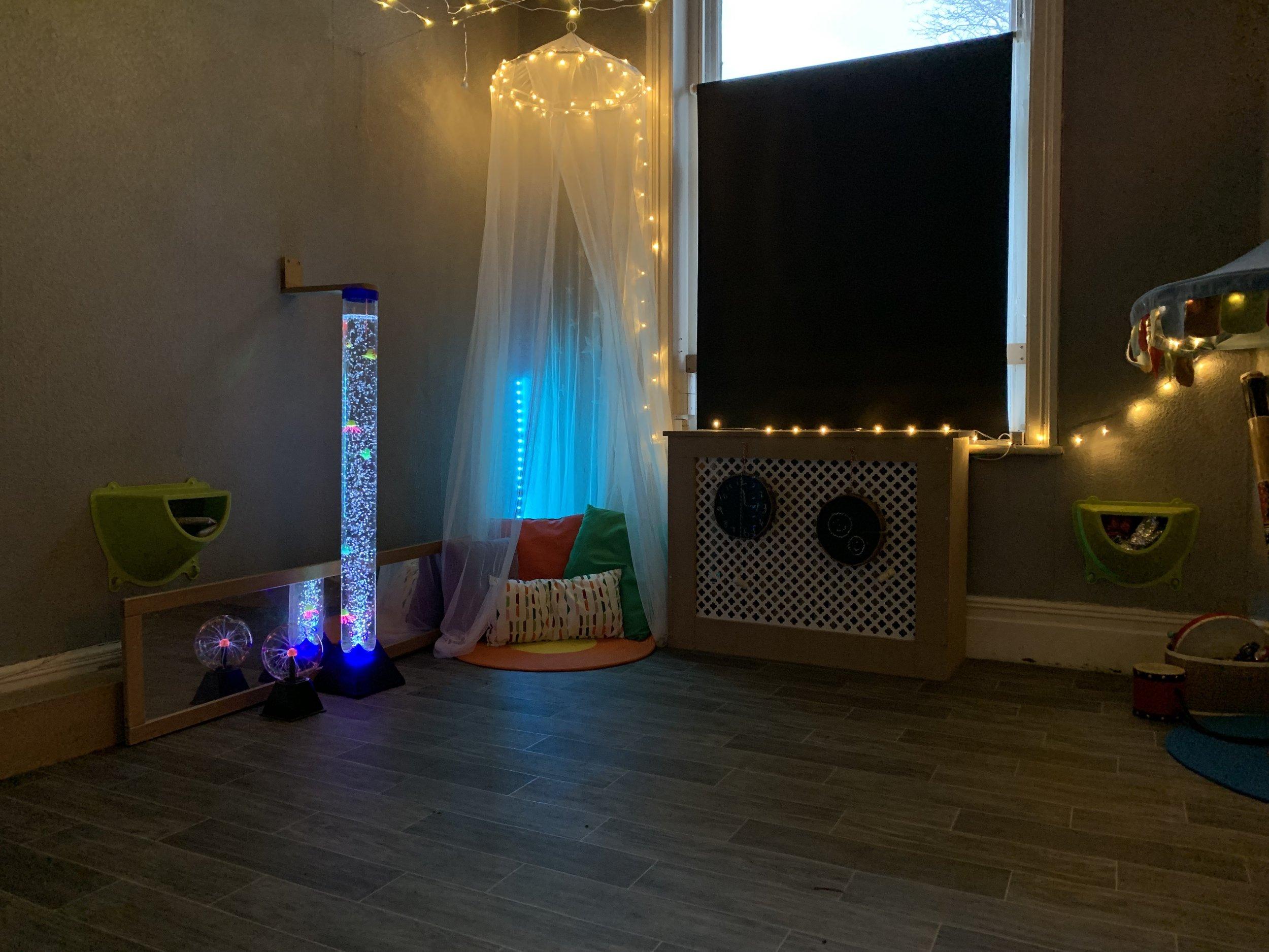 Our Sensory Room