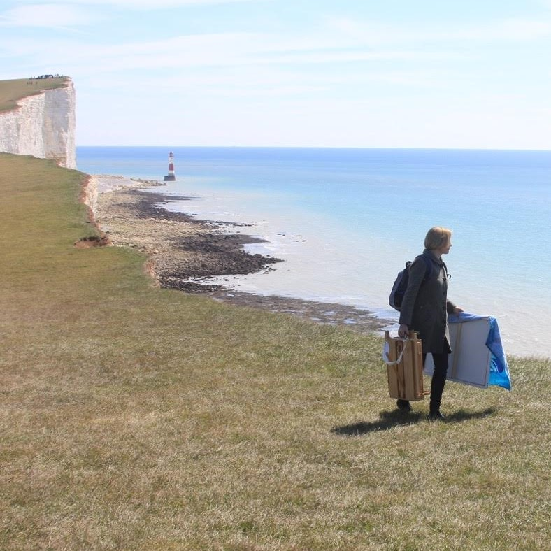 Eva walking at Beachy Head  square for About page.jpg