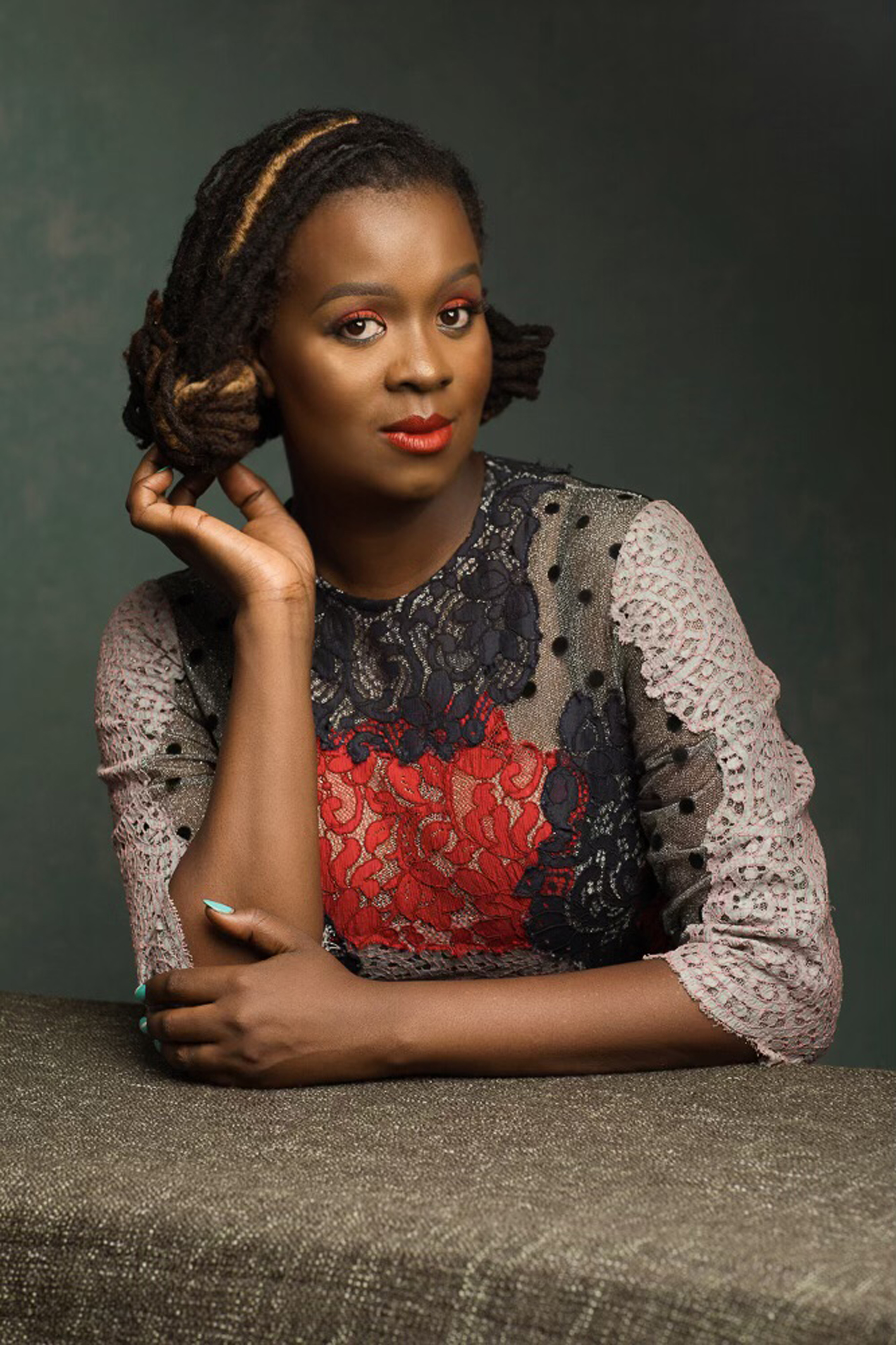 SOMI KAKOMA, Founder + Artistic Director   (Photography by August Udoh)