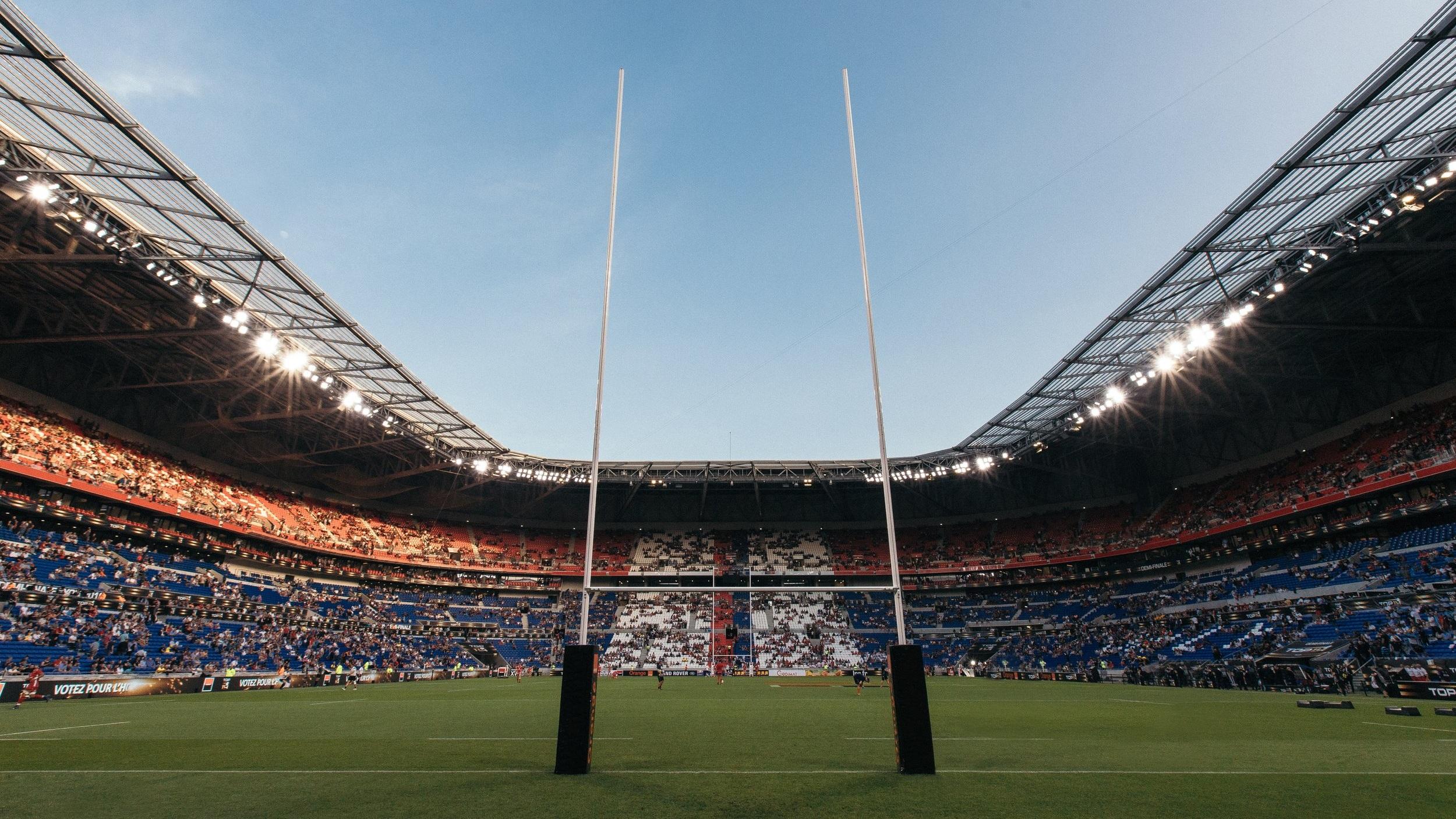 Porterías de Rugby -