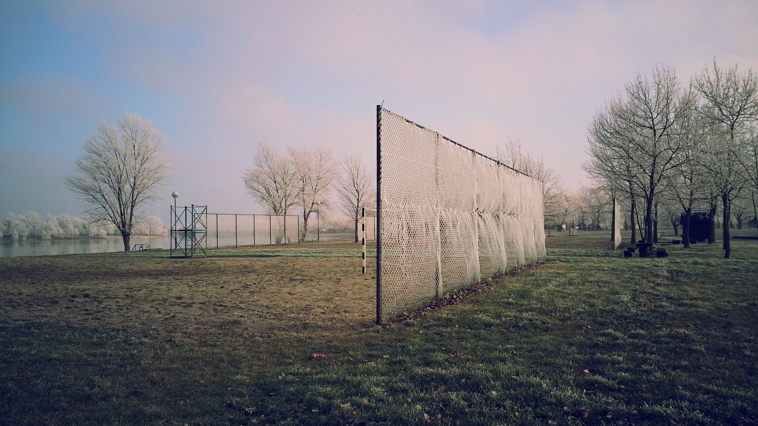 Cerramiento perimetral -