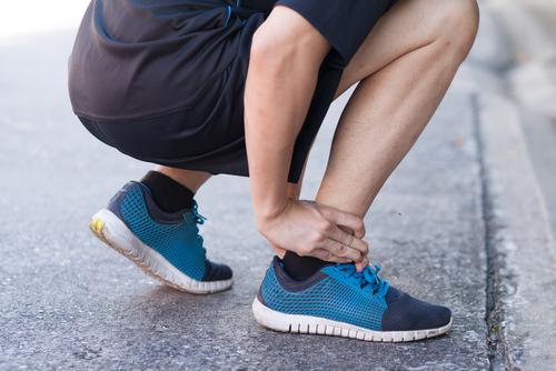 treatment for ankle sprains by podiatrist midtown manhattan park 56 podiatry