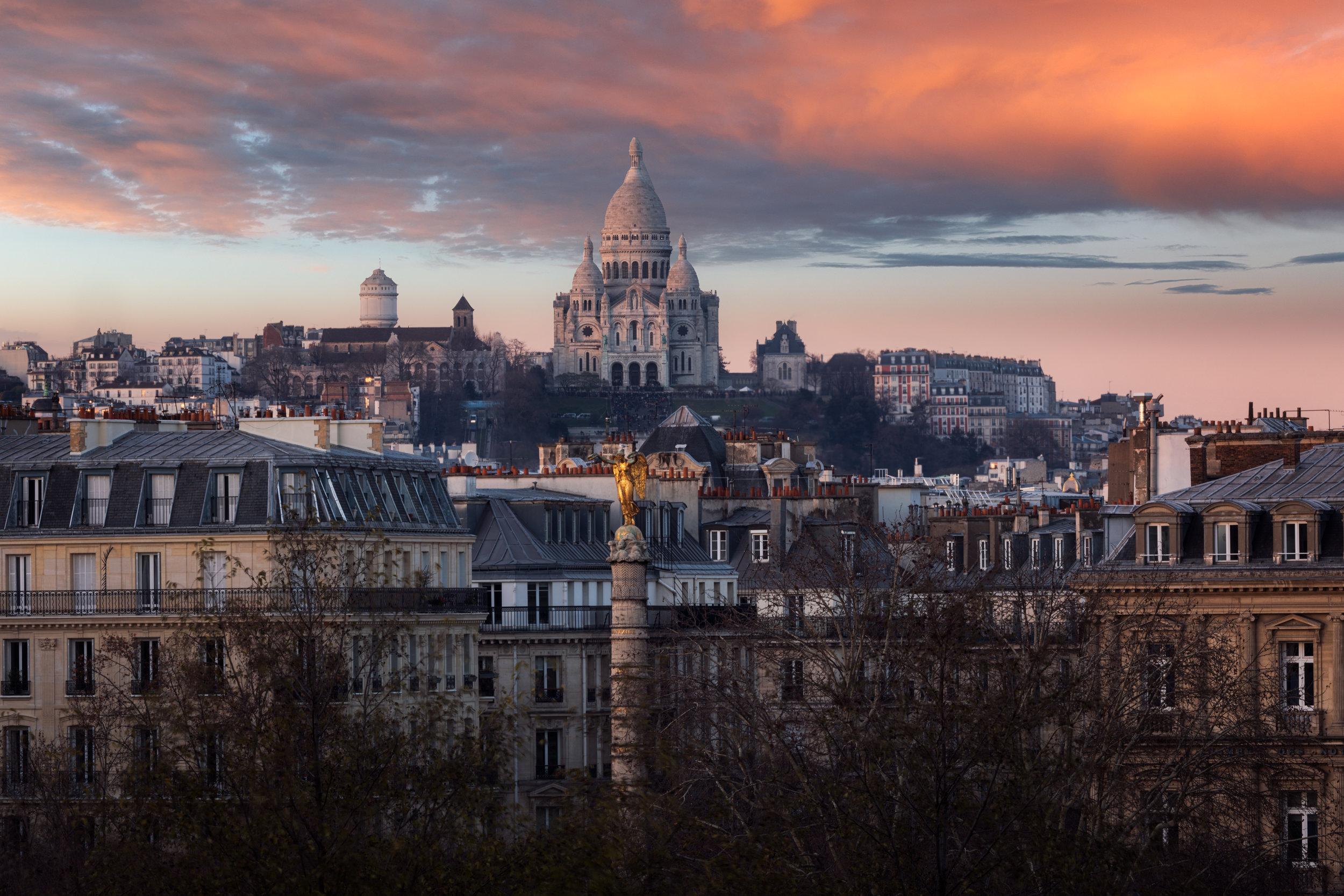 SECRET CITIES : THE SACRÉ COEUR