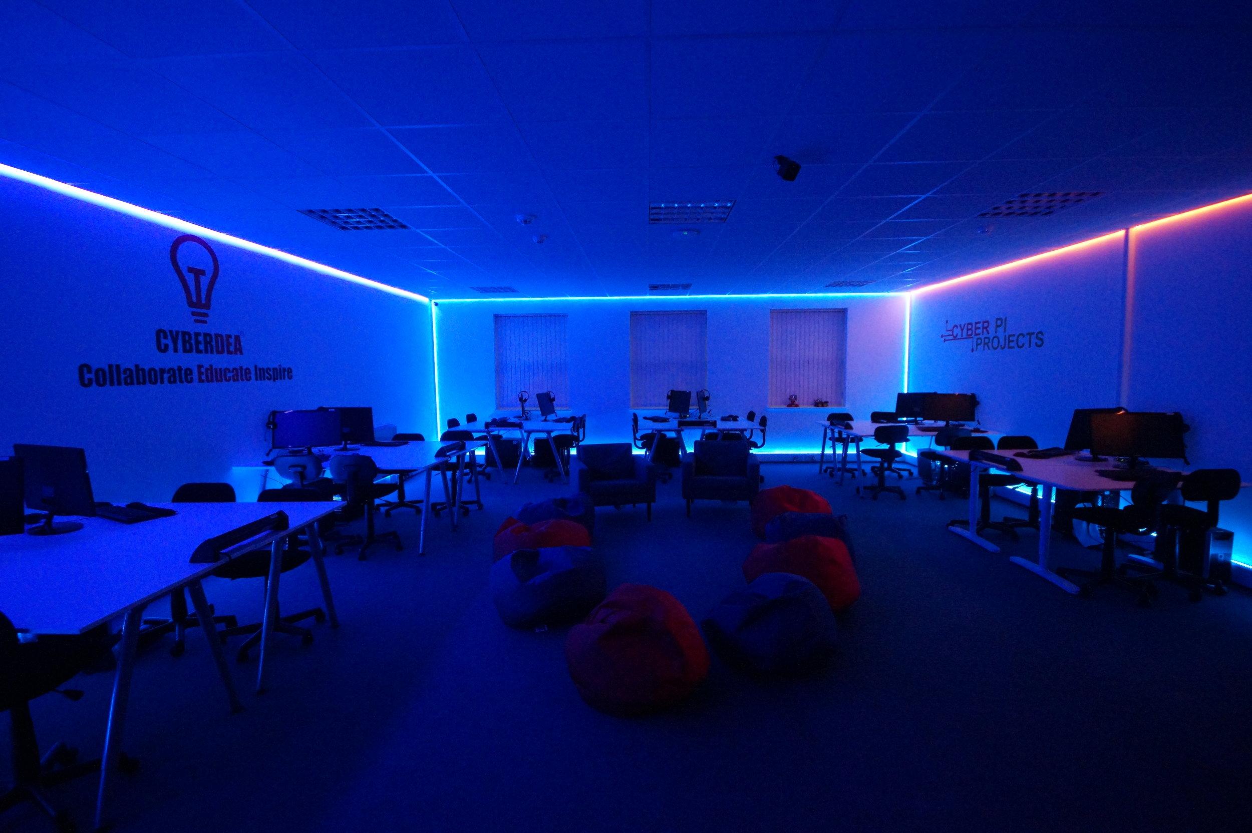 CSA Cyber Training Facility