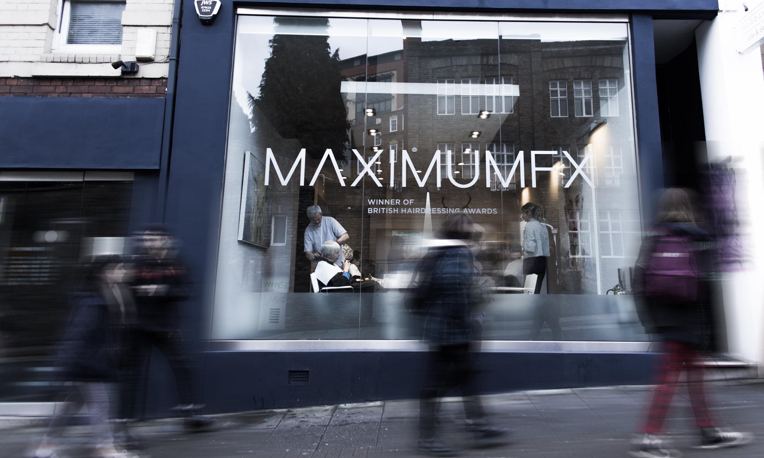 """<strong>Maximum FX__</strong><p>Award winning salon<br><a href=""""/maximum-fx"""">View case study →</a></p>"""