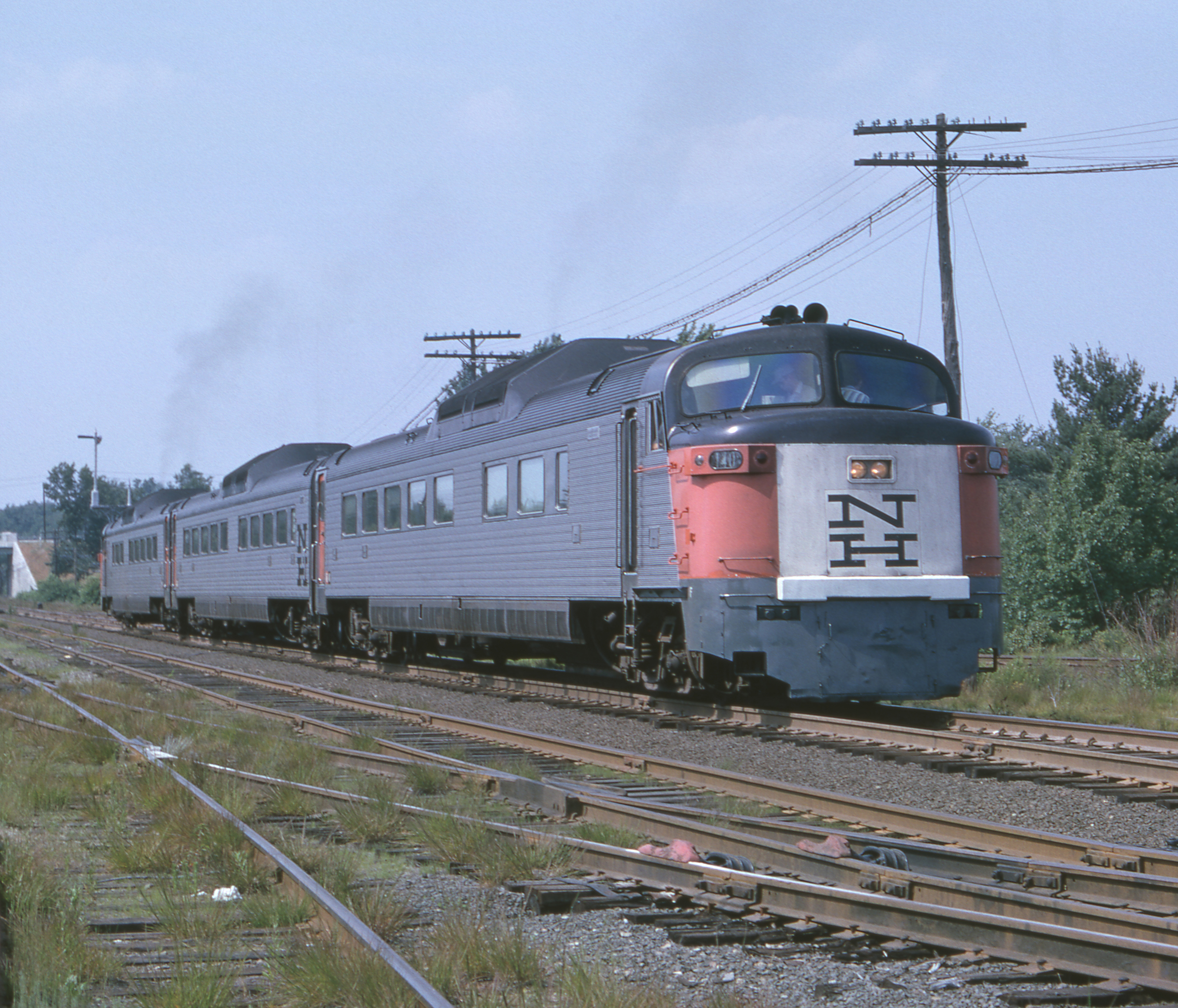 preserving the   New Haven Railroad    click here to learn more