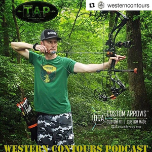 Western contours podcast - I had the opportunity to talk with Guy Duplantier from the Western Contours Podcast. We chat about just about everything arrow related and my process for building. He's awesome at what he does. Be sure to check out some of his other episodes too.