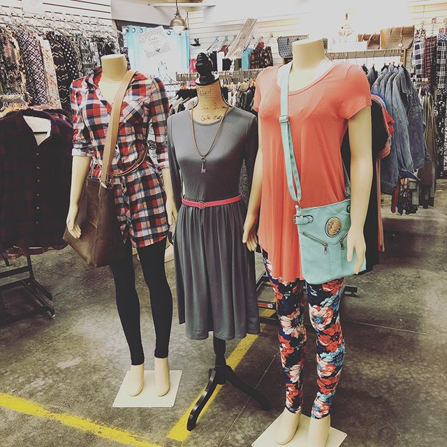We have some adorable new items!! Come to the @hcfleamarket to check them out today! #leggings #fabulousfashion