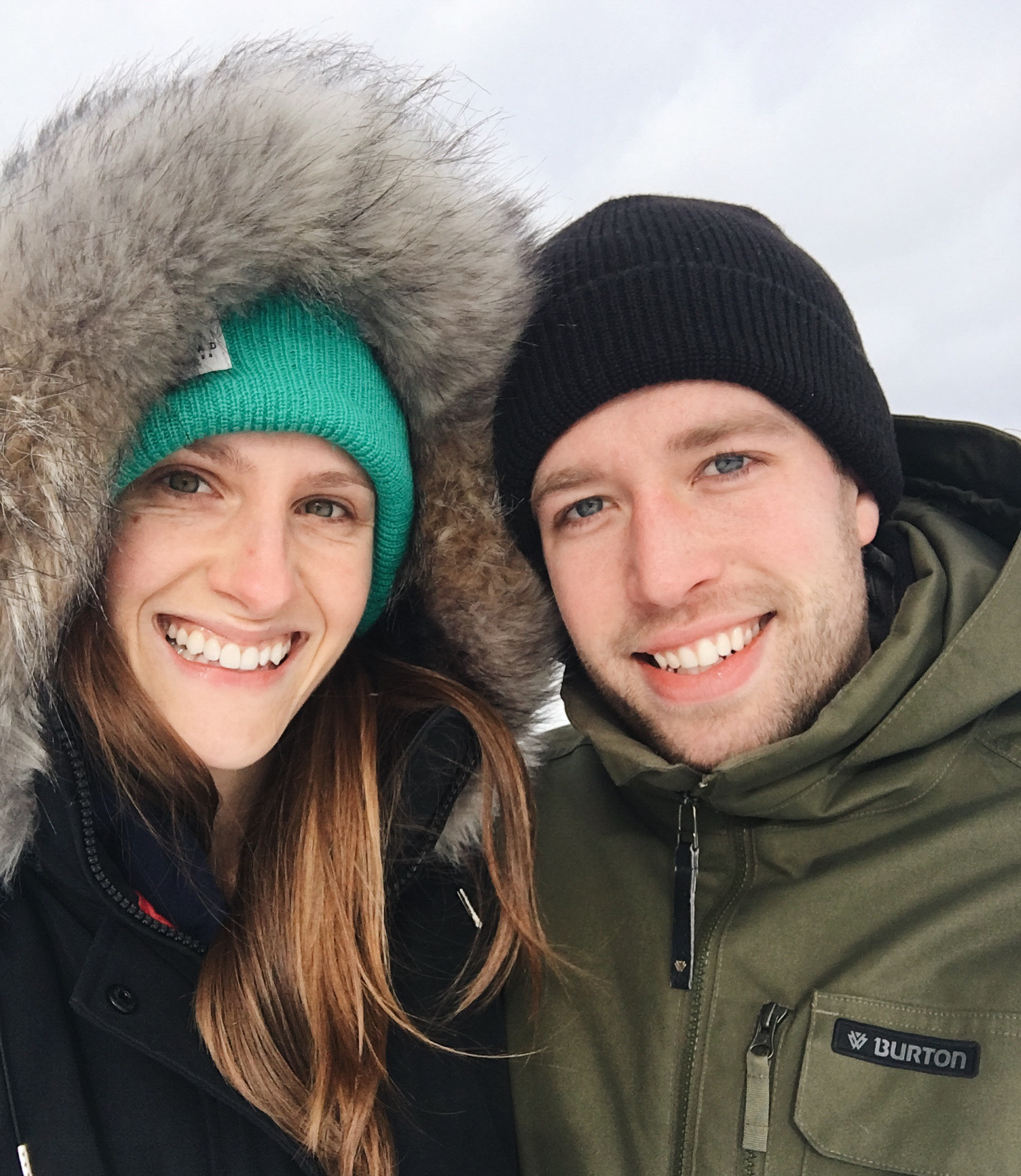 About - Who are Jordan and Beth? Find out about their story and what inspires them!