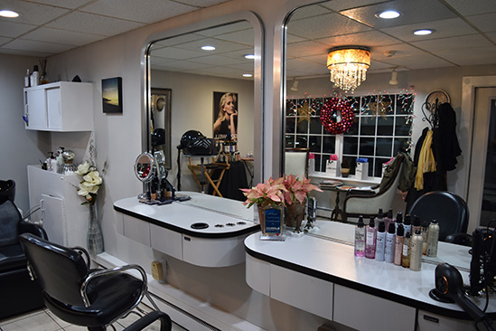 Book an appointment -