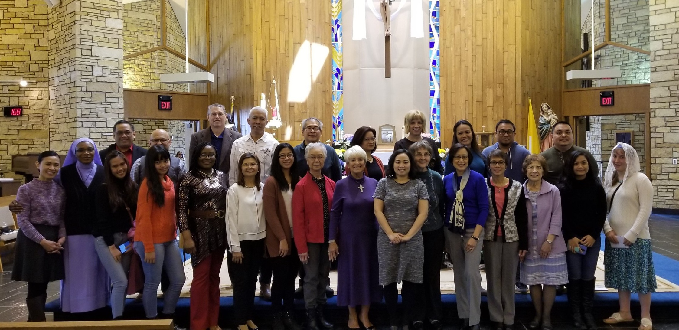 St. Rita Contemporary Choir 2019