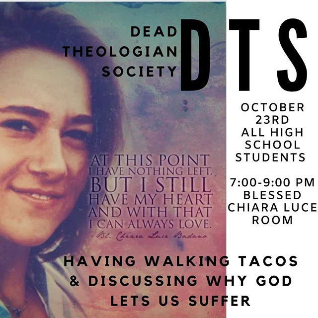 Come Eat Walking Tacos and Pray with us!!