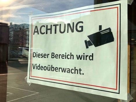 Interview Videoüberwachung - SRF 1, Echo der Zeit