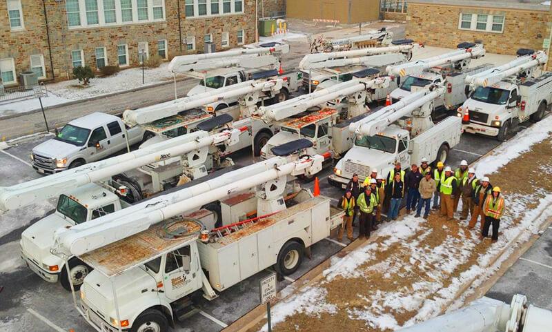 Crew & Trucks