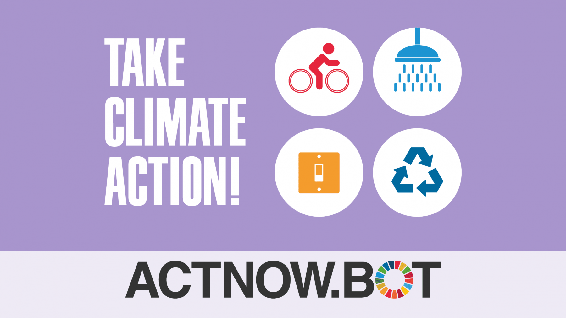 Interested in helping the environment but overwhelmed by the scale of climate change? Visit this United Nations resource and  learn some easy, every-day actions that will dramatically reduce your carbon footprint.  Inspire others to do the same or create a green transition in your community!