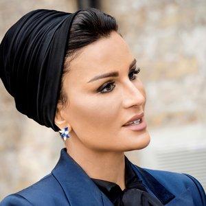 Her Highness Sheikha Moza bint Nasser of Qatar